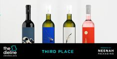 The Dieline Awards 2015: 3rd Place Wine, Champagne- Ploes Wines