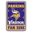 Minnesota Vikings Parking Sign 12 In.x 18 In.