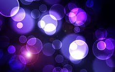 """Bokeh Wallpapers - In photography, bokeh is the blur or the æsthetic quality of the blur, in out-of-focus areas of an image, or """"the way the lens Bokeh Texture, Texture Art, Purple Swag, Bokeh Wallpaper, Underwater World, Shades Of Blue, Graphic Art, Art Projects, Graphic Designers"""