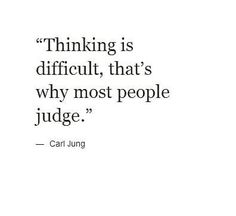 #ENFPs are one of the least judgemental types, and when we harness our Te, we can become formidable thinkers.