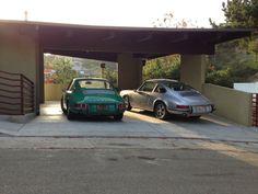 I wish this was my driveway... Porsche 911