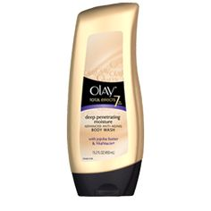 Oil of Olay; Total Effects Advanced Anti Aging Body Wash