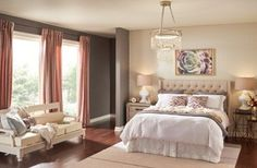 Brown Painted Room Inspiration & Project Idea Gallery | Behr
