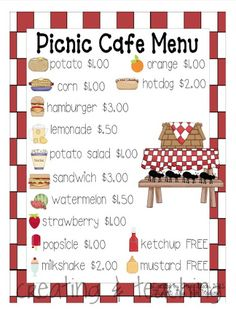 33 best preschool picnic camping theme images preschool day care rh pinterest com