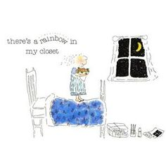 There's a Rainbow in My Closet: Patti Stren. All time favourite...if only I could get a copy!