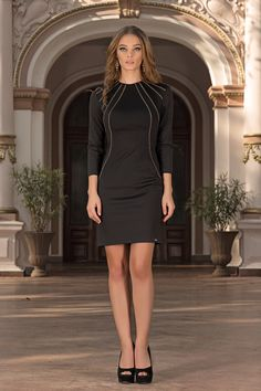 Ultimate LBD dress for a surprise date, the Rhoesa.