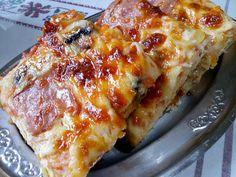 Healthy Breafast, Lasagna, Pizza, Ethnic Recipes, Food, Drinks, Drinking, Beverages, Essen