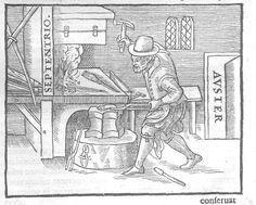 Walter Cromwell, Thomas Cromwell's rötägg till far. Smed och bryggare.