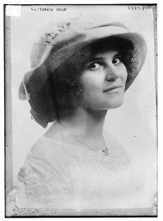 Elizabeth Kolb (LOC) by The Library of Congress, via Flickr