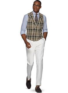 Green Waistcoat W160109 | Suitsupply Online Store