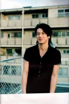 Oguri Shun Asian Celebrities, Asian Actors, Celebs, Asian Boys, Asian Men, Genji Crows Zero, Hanazakari No Kimitachi E, Shun Oguri, Idole