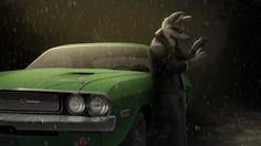 The Challenger by Temiree.deviantart.com on @DeviantArt