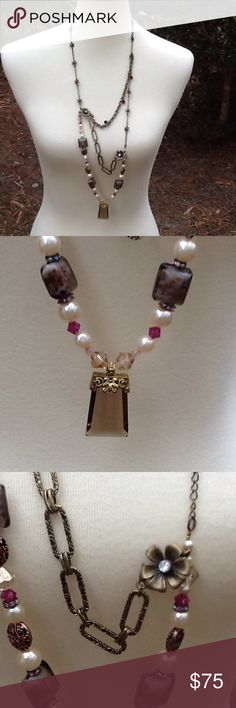 """JEWELRY CUSTOM DESIGNED BLACK MOON PURPLE SKY DESIGNS...NO REPEATED DESIGNS """"Every Beautiful Woman deserves to feel special...Owning a piece that is Hers and Hers alone..."""" BLACK MOON PURPLE SKY DESIGNS Jewelry Necklaces"""