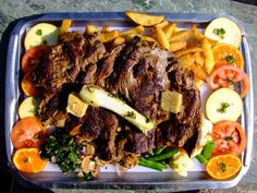 Chateaubriand steak in Nepal
