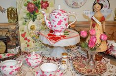 Bernideen's Tea Time Blog: VALENTINE WHIMSY
