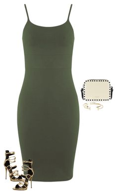 """Untitled #1301"" by quaybrooks ❤ liked on Polyvore featuring Miss Selfridge, Giuseppe Zanotti and Aéropostale"