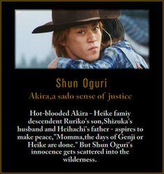 Akira, son of Ruriko and Piringo.  Sukiyaki Western Django.