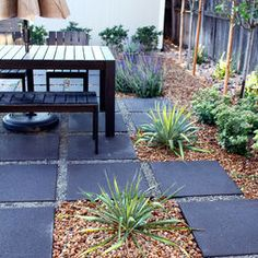 Denver Modern Landscape Design, Pictures, Remodel, Decor and Ideas