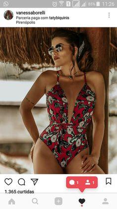Shop stylish women's swimwear at FABKINI & find tankinis, bikinis, one-piece swimsuits, monokinis & more. Halter Bikini, Bikini Swimwear, Bikini Tops, Summer Wear, Summer Outfits, Cute Outfits, Cute Swimsuits, Women Swimsuits, Swimwear Fashion