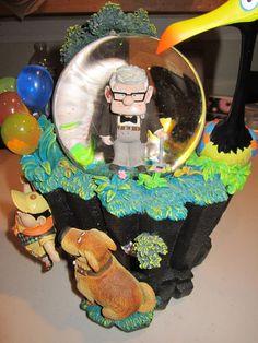 "Disney/Pixar ""Up"" Snow Globe Figurine   eBay"