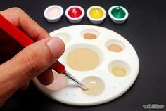 How to Create Realistic Flesh Tones