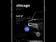 A brand new concept app for car rental by our designer Nataliya Kucherenko. Simply swiping down to view full list of filters with an option to edit them #ui #app #mobile View our portfolio for more examples of our works: https://anadea.info/projects