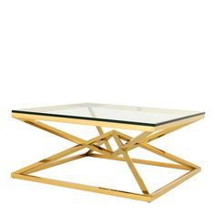 #EICHHOLTZ Coffee table Connor gold