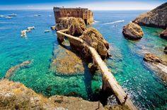 Discover The Fort de Saint John the Baptist, Berlenga Island Portugal