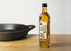Lee Hiom Design - Highworth, Wiltshire based Graphic Design, Branding, Print Photography and Web Design Brand Design, Web Design, Graphic Design, Juice Menu, Danish Men, Honey Packaging, Edible Oil, Food Packaging Design, Oil Bottle