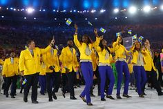 The Best Outfits And The Biggest Stars At The Opening Ceremony