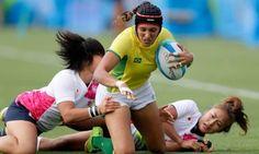 Rúgbi feminino: nono lugar garante Brasil no circuito mundial