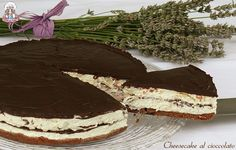 Cheesecake al cioccolato…