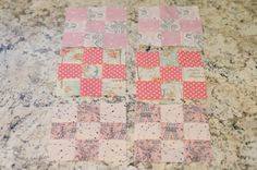 Take time to smell the rose: 2016 Quilt Along with Whimsical Fabric