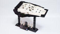 Lego creation - Ranger in Interstellar movie.