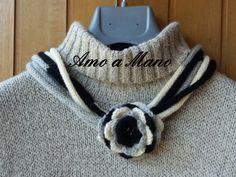 Collana di lana, by Amo a Mano, 7,00 € su misshobby.com
