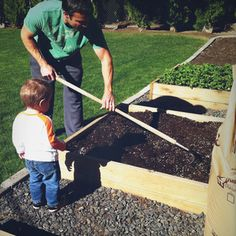 Adorable--Our kids love gardening too