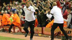 Liverpool schmeißt Dortmund in einem irren Spiel aus der Europa League! Und Jürgen Klopp stachelte seine Stars mit einem Trick zum Sieg...