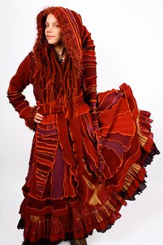 Carousel Coat Pattern by Katwise by katwise on Etsy, $9.00