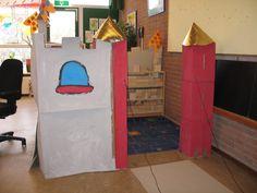 Bouwhoek wordt kasteel