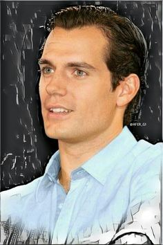Henry Cavill and his gorgeousness ❤
