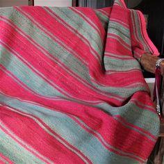 Bolivian Frazada Blanket