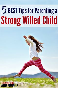 Learn the top 5 challenges of parenting a strong willed child and how to fix them! Strategies that are positive, yet highly effective when dealing with a strong willed child. via @lauren9098