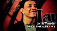 The Future of Entertainment : Jamie Masada, Founder of the Laugh Factory and Brian David