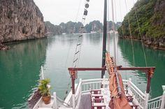 Junk Cruise in Vietnam