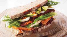 Top Turkey Sandwiches and more on MarthaStewart.com