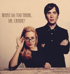 Jonathan Crane (Cillian Murphy) - Harley Quinn (Brittany Murphy) So funny that they have the same last name