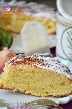 Torta senza uova, ricetta light