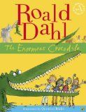 The Enormous Crocodile by Roald Dahl et al. Oh, the enormously satisfying badness of a Roald Dahl baddie. The Enormous Crocodile, Roald Dahl Books, Quentin Blake, Little Boy And Girl, This Is A Book, Chapter Books, Children's Literature, Book Illustration, Illustrations