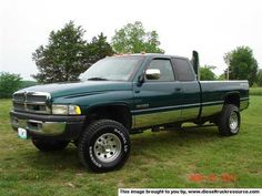 old trucks with stacks | Dodge Trucks with Stacks