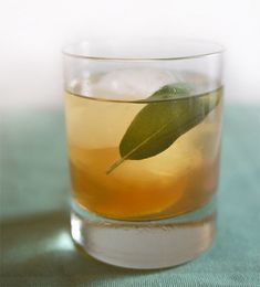 sage peppercorn cocktail